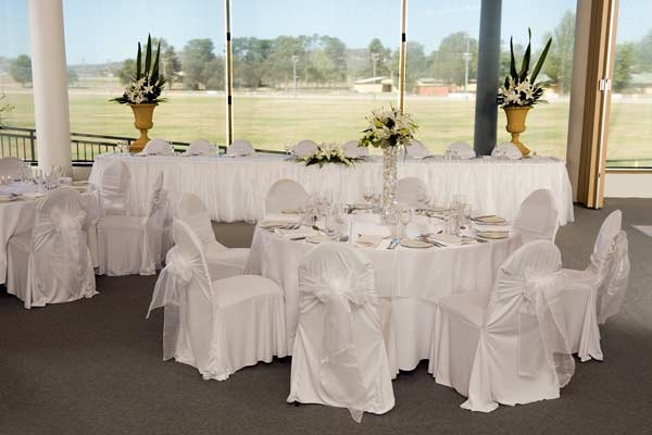 Weddings at Exhibition Park In Canberra
