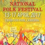 FREE OFF PEAK Travel for National Folk Festival Attendees