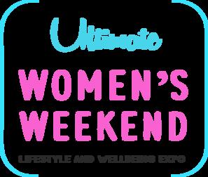 ultimate womens weekend logo