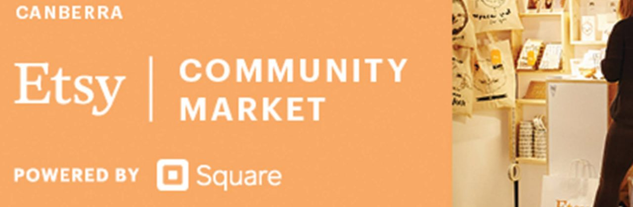 Etsy Community Market this Weekend!