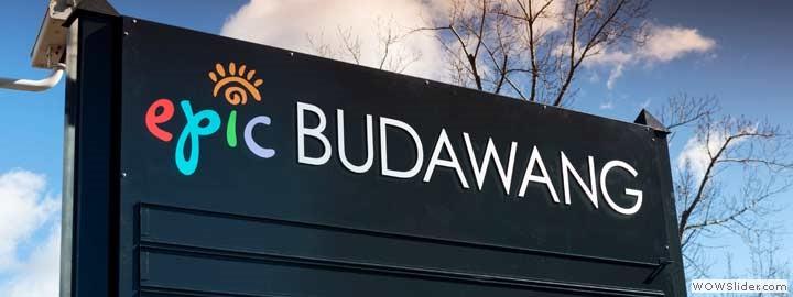 Budawang Message Board